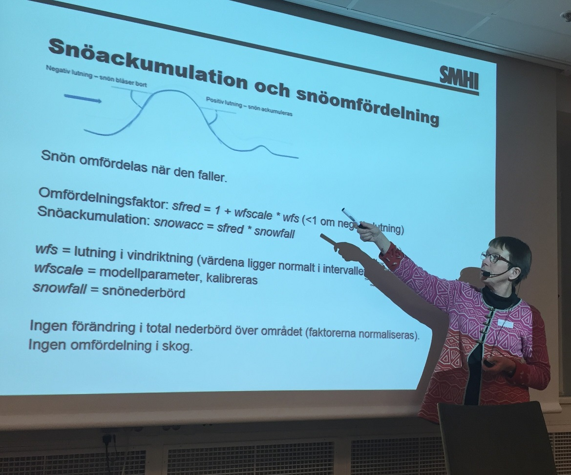 Barbro Johansson, SMHI